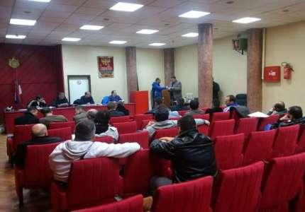 Održana četvrta Skupština FSO Prokuplje