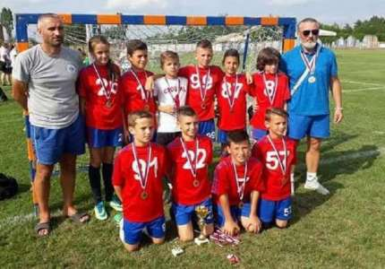 Škola fudbala obeležava 10 godina rada