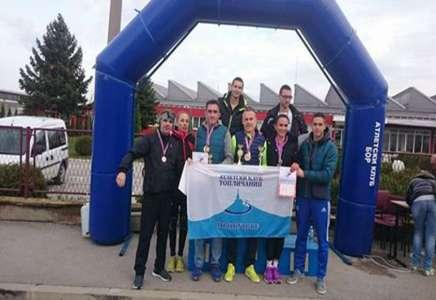Stanojević prvi na polumaratonu u Boru