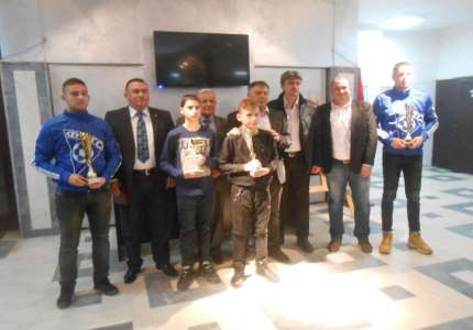 Tončev gost na dodeli fudbalskih nagrada u Blacu