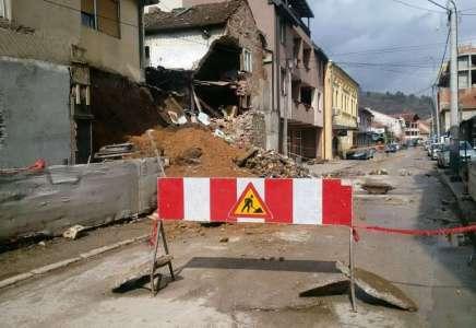 Ulica u kojoj se obrušila kuća, već 11 dana zatvorena za saobraćaj