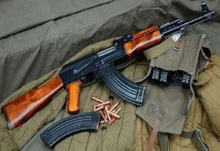 U Merdaru ukradene puške iz stražarske kućice