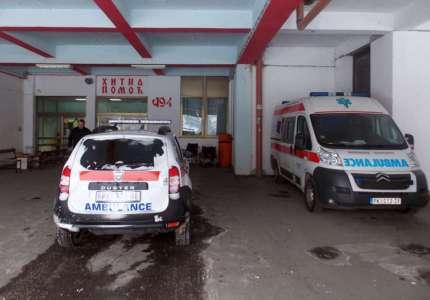 Pijani maloletnik pretukao lekarsku ekipu