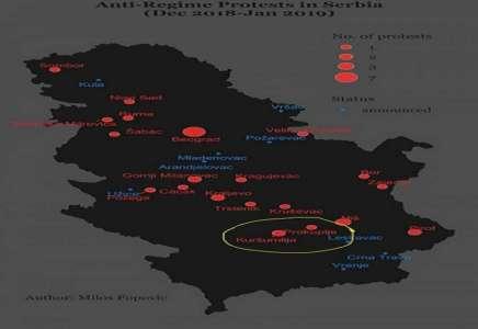 """Večeras protesti u Prokuplju, cilj """"ostavka putujućeg poslanika Laketića i penzionera u Gradskom veću"""""""