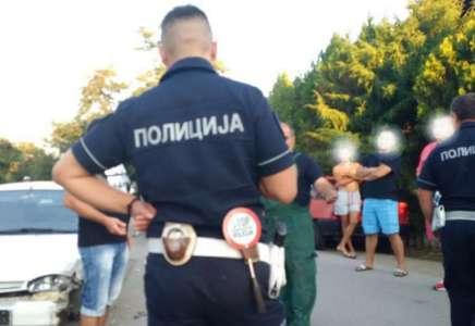 Uhapšen vozač osumnjičen da je usmrtio dete kod Prokuplja