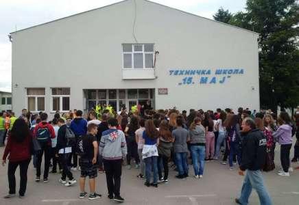 Tehnička škola u Prokuplju otvorila vrata za buduće učenike