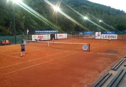 Počeo prvi od dva teniska turnira u Prokuplju