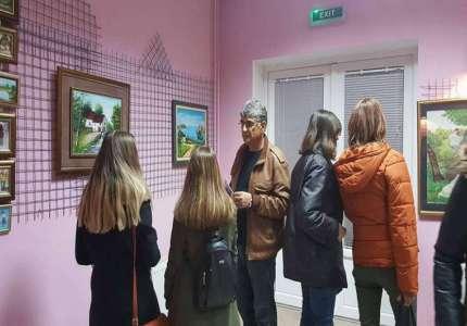 Otvorena izložba slika
